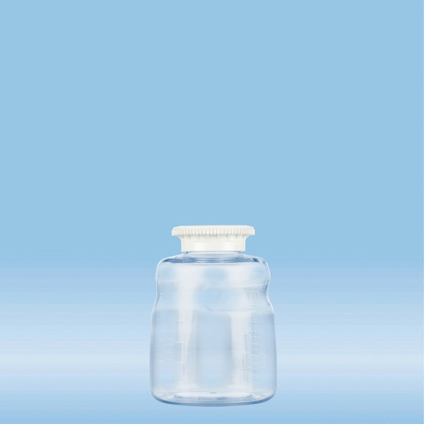 Collection vessel, 500 ml